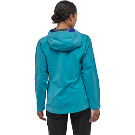Patagonia Galvanized Jacket Dam curacao blue